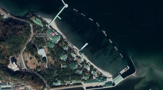 Iahtul lui Kim Jong Un, cu piscină și tobogane, este în mișcare, în timp ce în Coreea de Nord este foamete