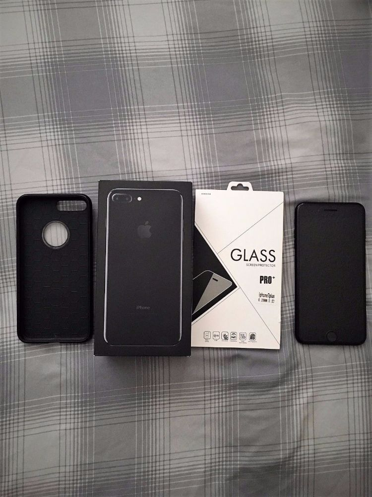 Iphone 7 black brand 2
