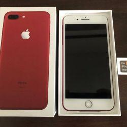 i phone 7 plus red 128