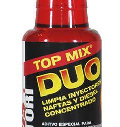 Plus Motori Top Mix Duo limpia inyectores