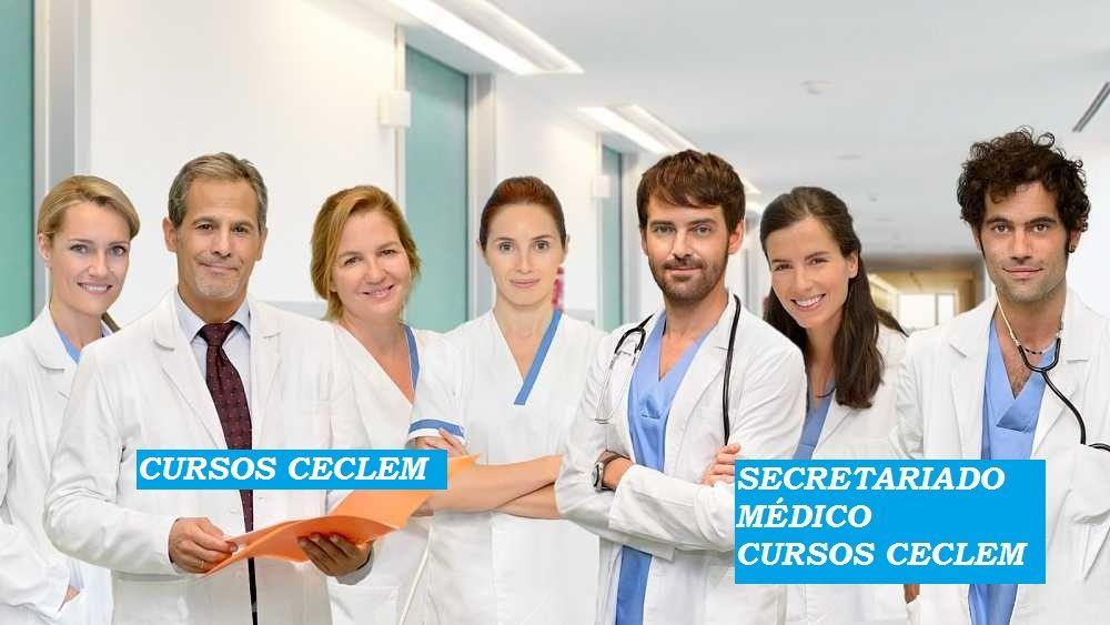 SECRETARIADO MÉDICO CECLEM