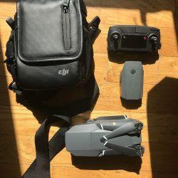 DJI Mavic Pro Drone Fly More Combo + 3 Batteries