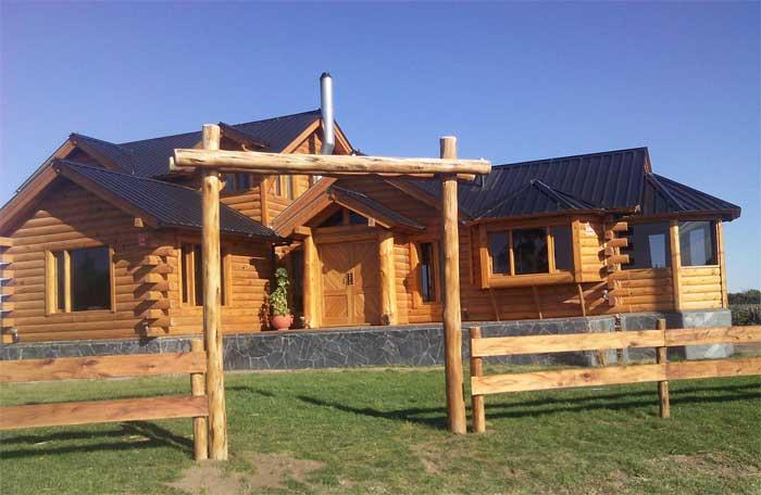 casa de troncos 20