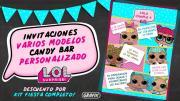 L.O.L. SURPRISE Kit de fiesta
