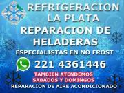 Reparación de Heladeras / Arreglos Heladeras No Frost a domicilio