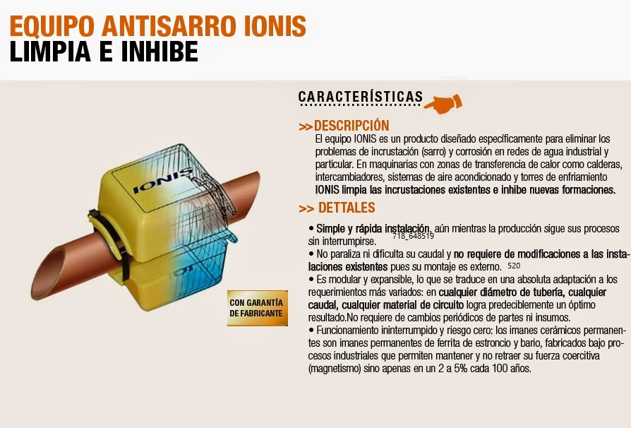 equipo ionis