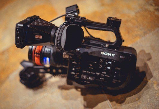 Sony PXW-FS7 XDCAM5