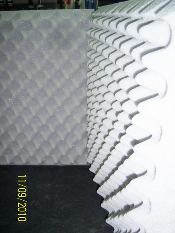 paneles acusticos grises