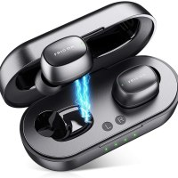Super Deal Wireless Headphones 5.0 Touch Control