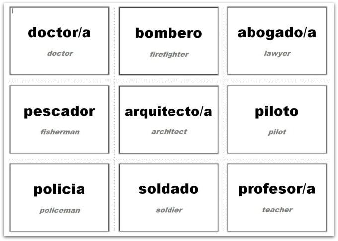 word flash card template infocardco