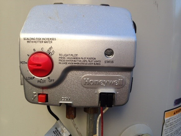 Water Heater Thermostat Wiring