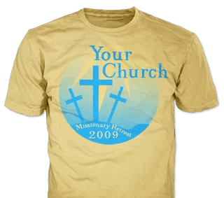 Christian Church TShirt Design Ideas from ClassB