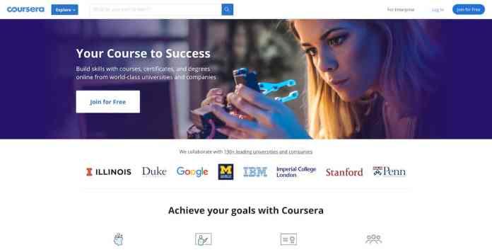 Best online platforms for learning - Coursera | LankaTalks