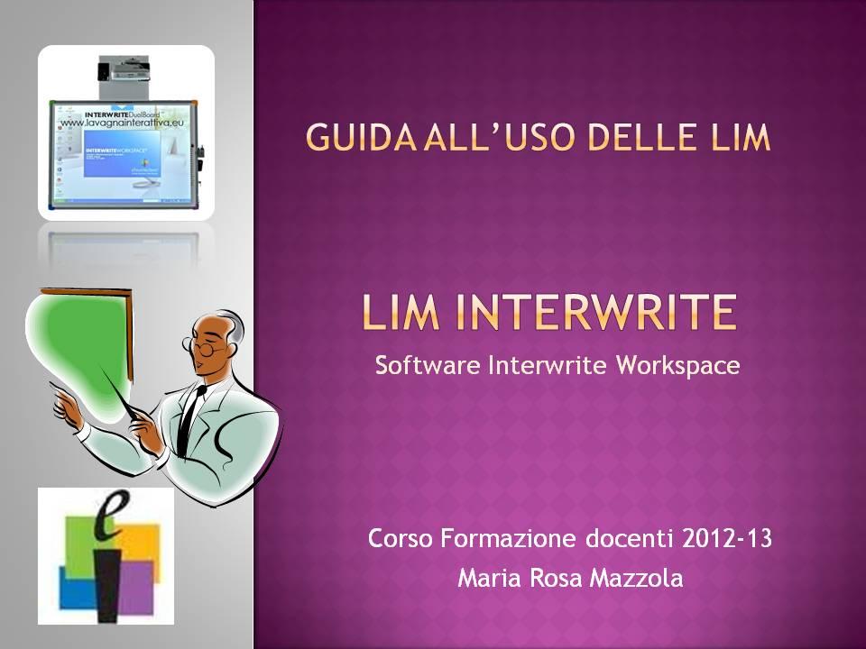 LIM INterwrite