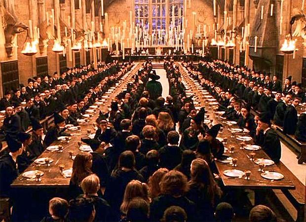 Warner Bros anuncia jantar em Hogwarts para fs de Harry
