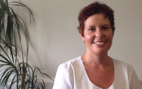 Nurse Lorraine Foley