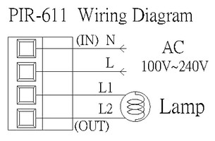Garage Door Sensor Wiring Diagram Receiver Wiring Diagram