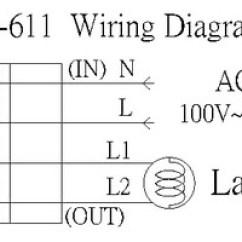 Pir Switch Wiring Diagram Meter Box Nz 611 Ultra Thin Sensor Hip Kwan Embedded Embeded