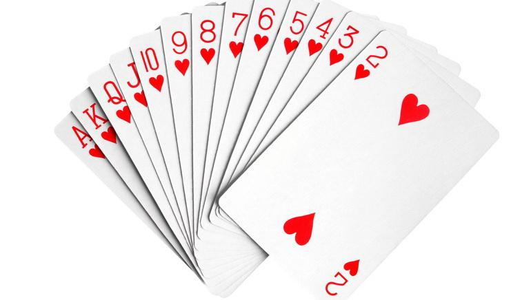 Image result for playing rummy