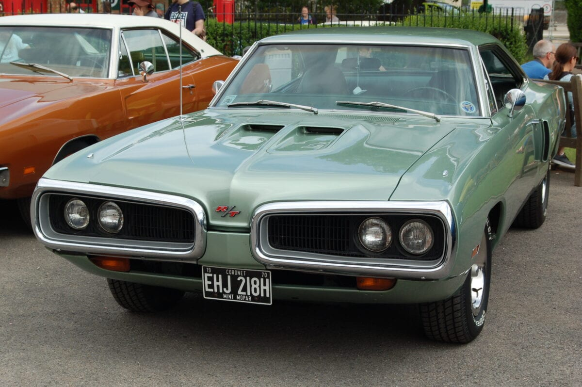 hight resolution of adam ford has owned his 70 coronet rt for over 20 years