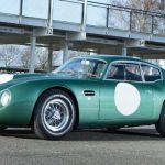 2018 Bonhams Goodwood Festival Of Speed Sale Aston Martin Db4gt Zagato Announcement Top Classic Car Auctions