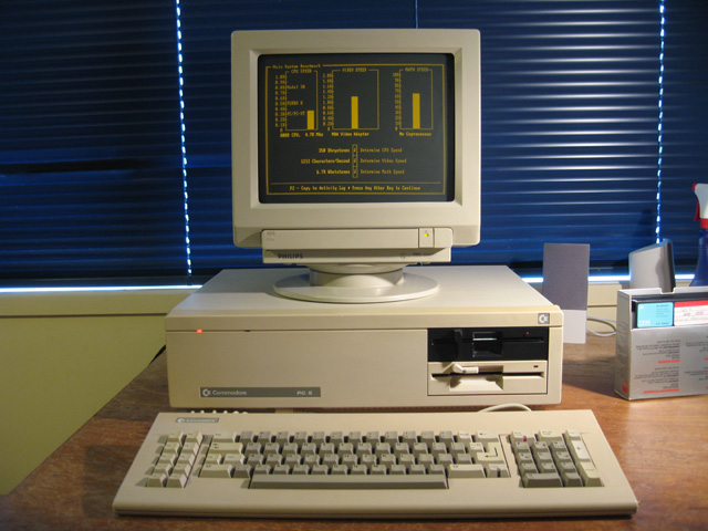 Image result for commodore pc