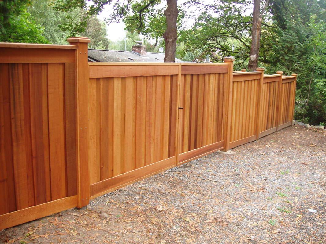 wood fences 503 663