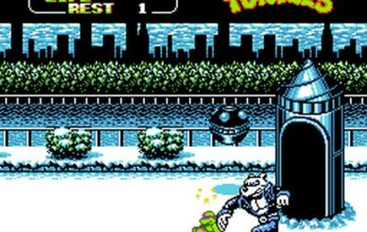 Teenage Mutant Ninja Turtles II – the Arcade Game