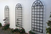 Orangery Trellis ~ Iron Wall Trellis to order at Classic ...
