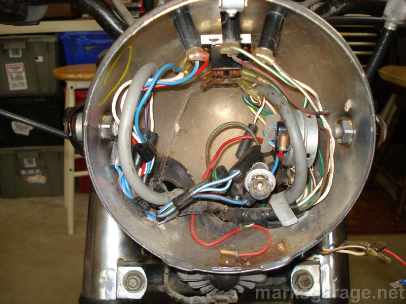 simple motorcycle wiring diagram 2000 isuzu npr radio electrical for motorcycles