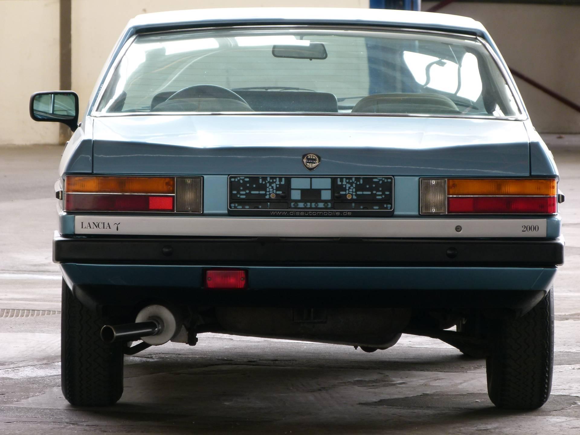 Lancia Gamma Coup bella e sfortunata  Classic Trader