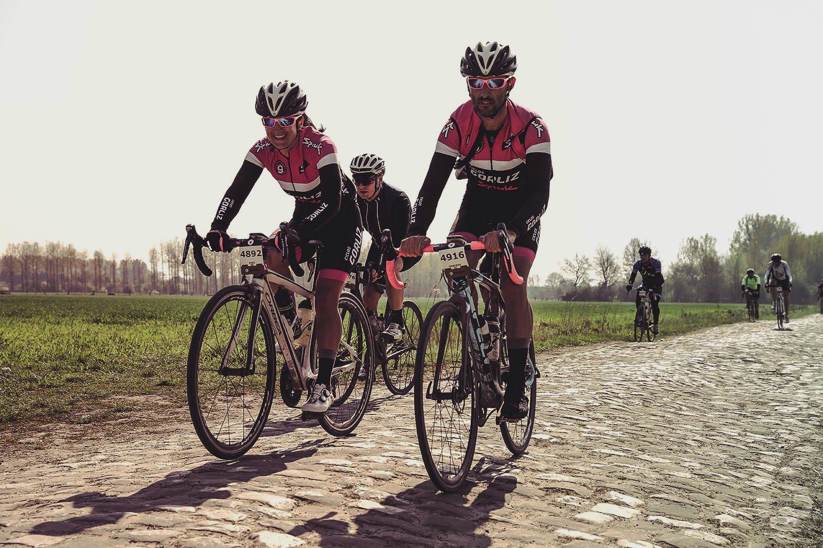 Paris-Roubaix Challenge : L'enfer du nord accessible aux plus courageux