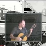 Classical and fingerstyle guitar: City Driving (Enzo Crotti)