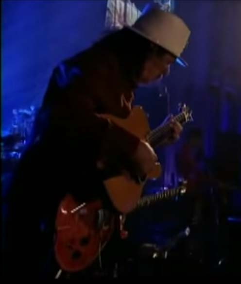 Samba Pa Ti (Santana) for classical guitar