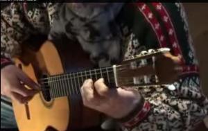 bach cello suite n. 1 guitar solo