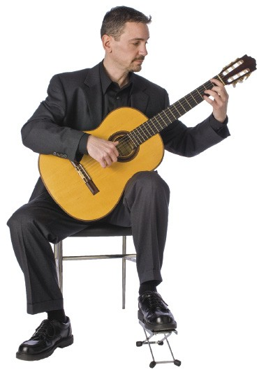 learning classical guitar