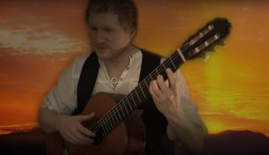 The Lord of the Rings - Classical Guitar