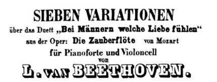 [Most of the Beethoven oeuvre for the two instruments lists the piano first on the title page]