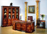 Imperial Office Room Furniture in Spanish Style Top and ...