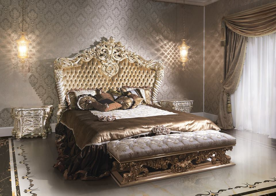 best price living room furniture simple wooden designs » italian capitone bedroom in baroque styletop and ...