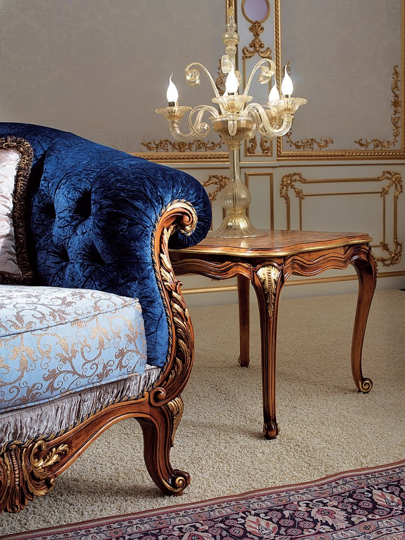 Victorian Living Room SetTop and Best Italian Classic