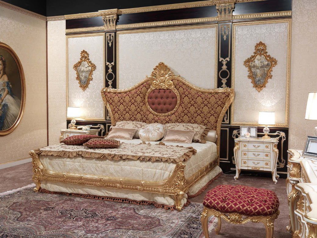 French Style Bedroom Marie Antoinette PeriodTop and Best