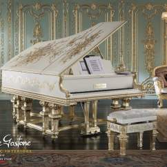 Contemporary White Living Room Furniture Luxury Interior Designs » Classic Piano Pi0001top And Best Italian