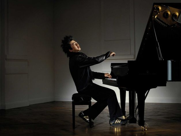 Pianist Lang Lang brings his energetic style to Seattle on September 15