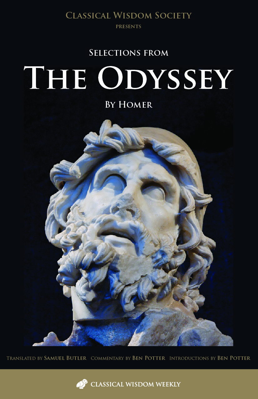 The Odyssey  Classical Wisdom Weekly