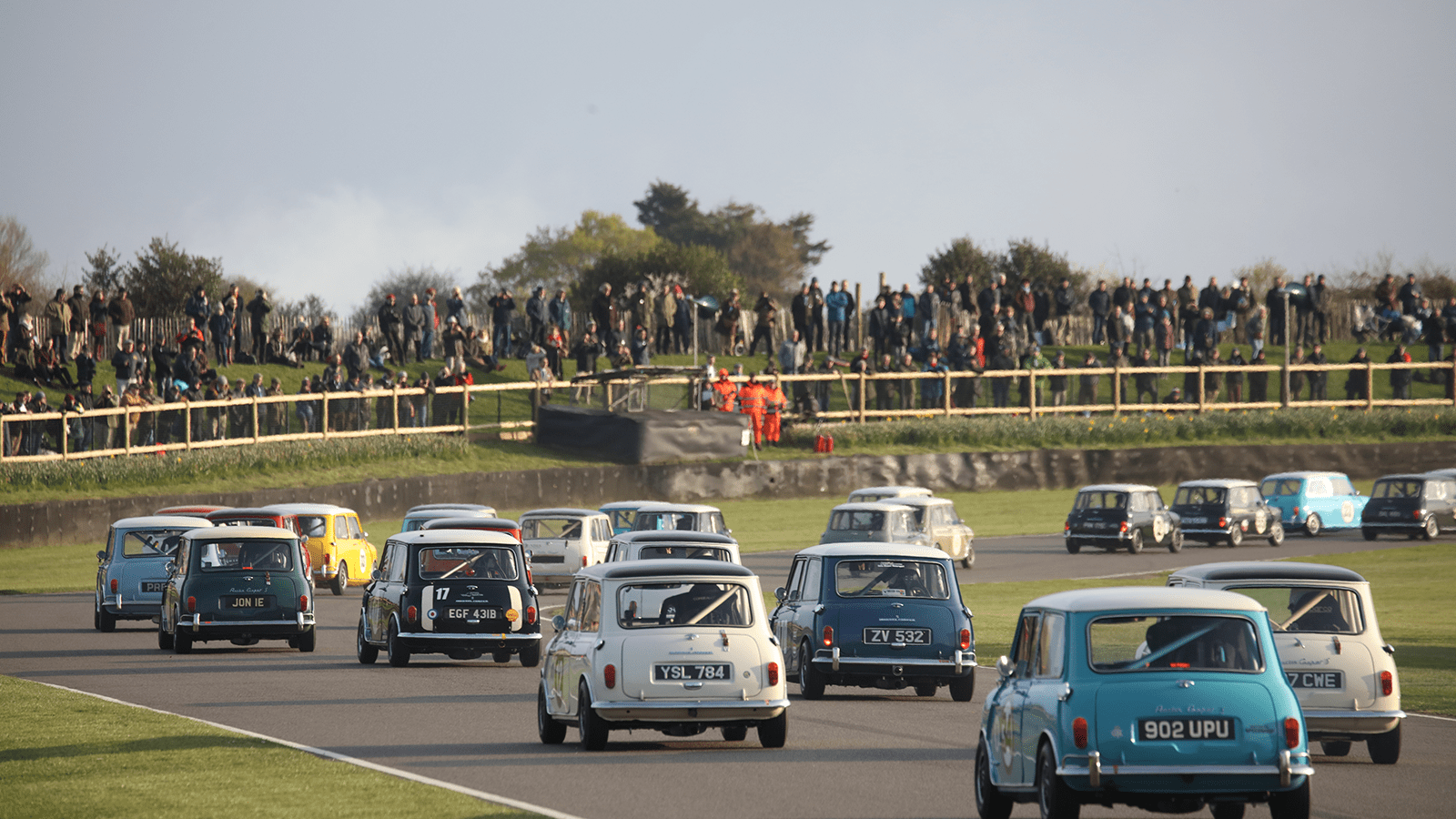 No Racing No Problem Let S Relive The 2019 Goodwood