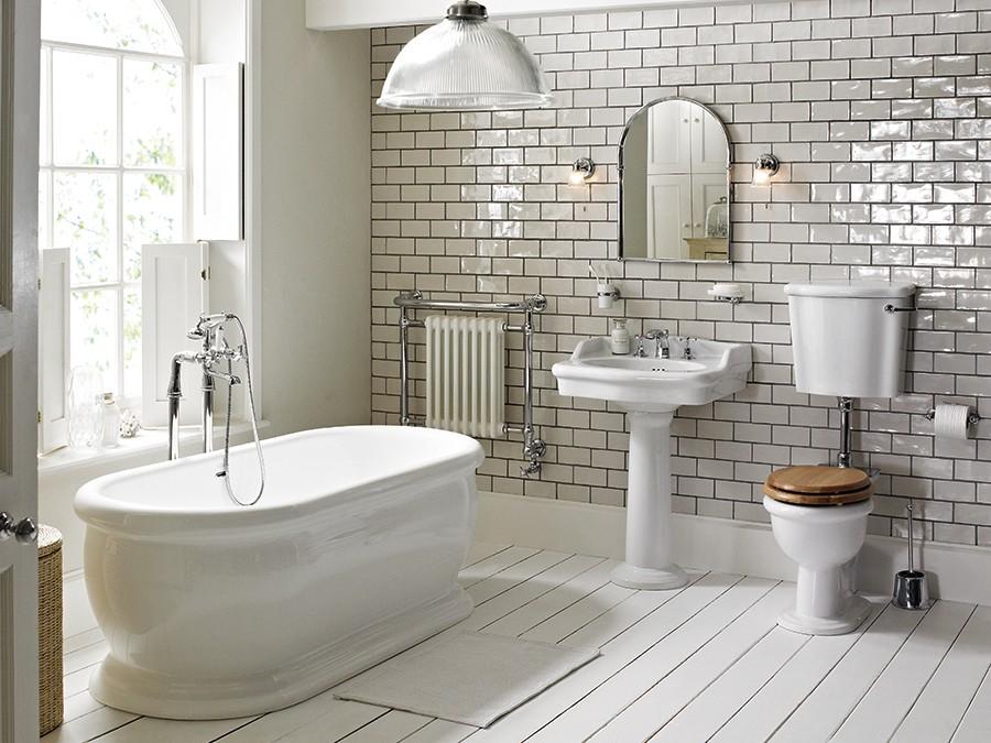 WC WC Becken nostalgie design traditionelle traditionell designer Bad Badezimmer Becken