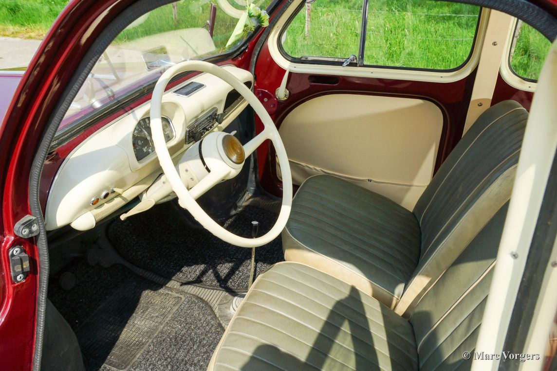 Renault 4 CV 1958  Welcome to ClassiCarGarage