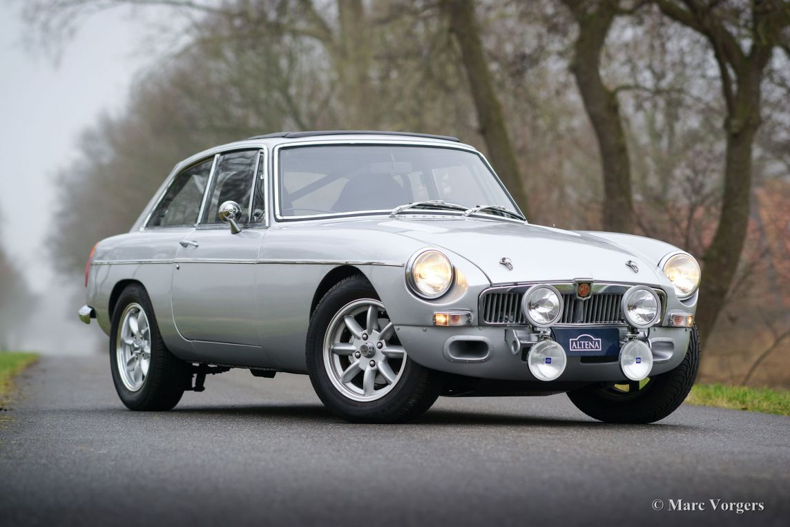 Mg Mgb Gt V8 Rally Car 1975 Welcome To Classicargarage
