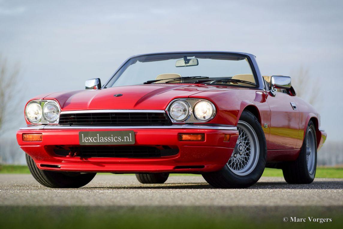Jaguar Xjs 4 0 Convertible